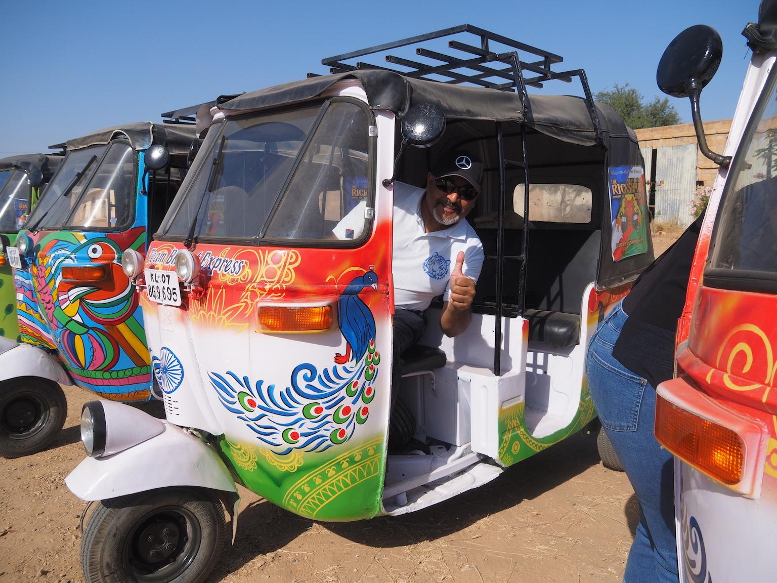 Rickshaw Run 2018