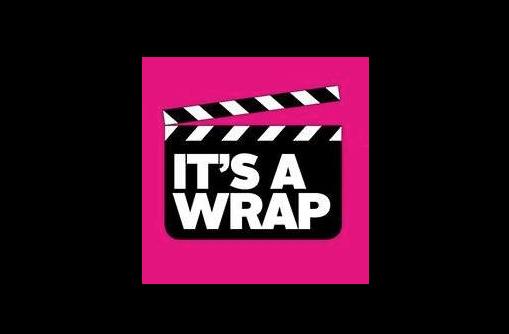 An it's a wrap