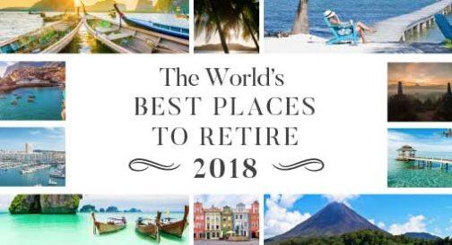 Worlds best retrirement destinations